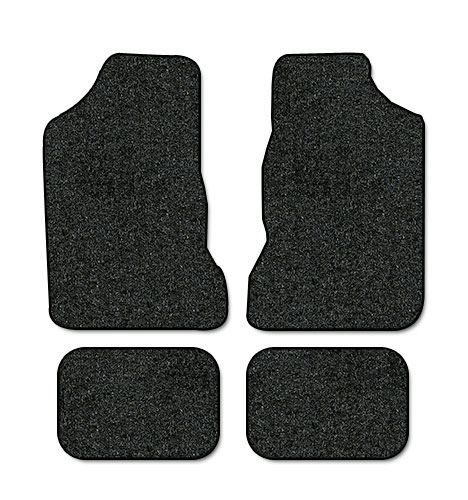 2000-2006 Dodge Neon 4 pc Set Factory Fit Floor Mats