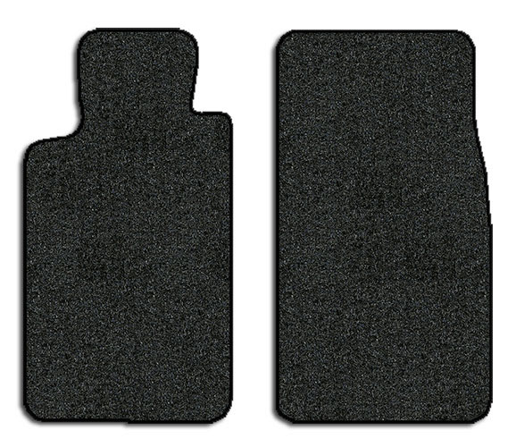 2002-2005 Ford Thunderbird 2 pc Front Factory Fit Floor Mats