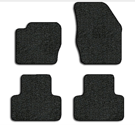2003-2014 Volvo XC90 4 pc Set Factory Fit Floor Mats #1804