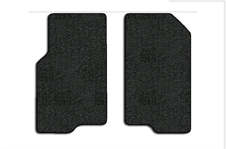 2006-2009 Pontiac Torrent 2 pc Front Factory Fit Floor Mats