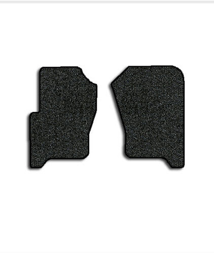 2005-2007 Land Rover LR3 2 pc Front Factory Fit Floor Mats (5 Passenger)