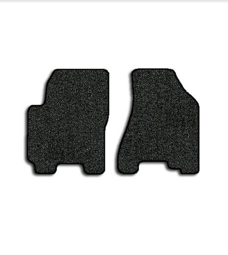 2005-2010 Kia Sportage 2 pc Front Factory Fit Floor Mats
