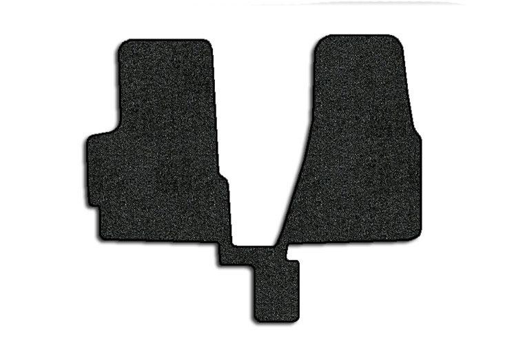 1997-2001 Honda CR-V 1 pc Front Factory Fit Floor Mat (Manual Trans)