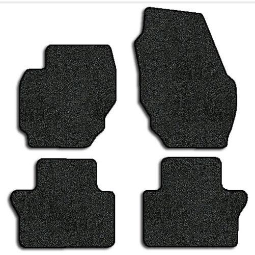 2007 2016 volvo s80 4 pc set factory fit floor mats. Black Bedroom Furniture Sets. Home Design Ideas