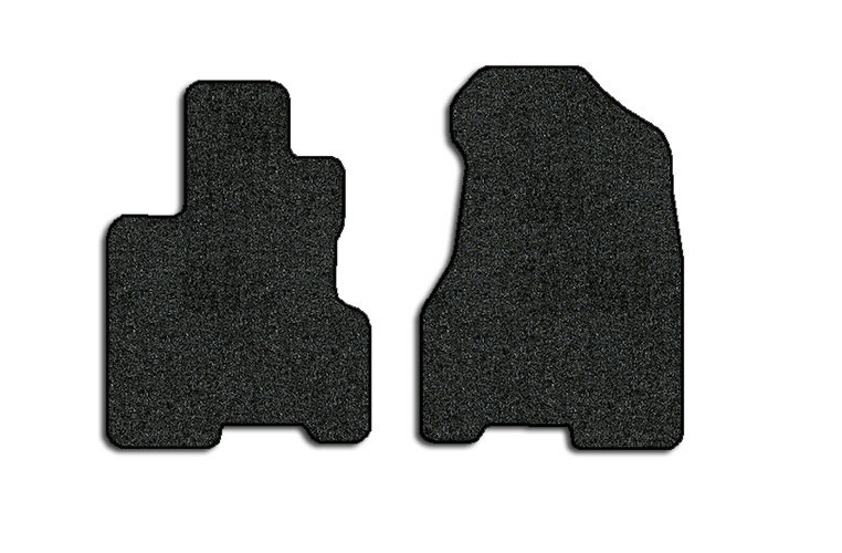 2007-2011 Honda Element SC 2 pc Front Factory Fit Floor Mats