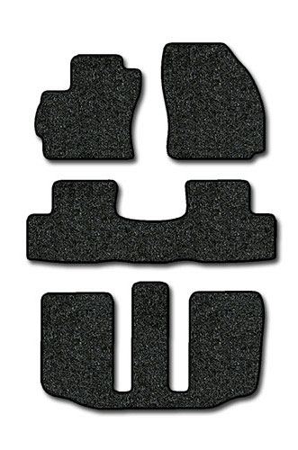 2006-2010 Mazda 5 4 pc Set Factory Fit Floor Mats