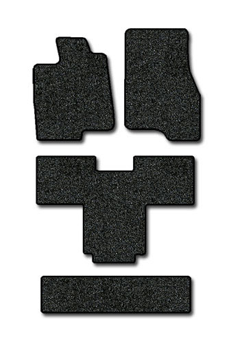 Ford Expedition  Pc T Set Factory Fit Floor Mats
