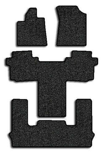 "2008-2011 Toyota Sequoia 4 pc ""T"" Set Factory Fit Floor Mats"