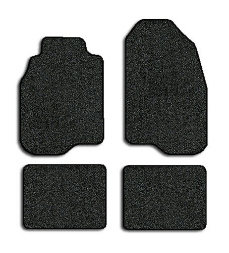 2009-2010 Pontiac G6 4 pc Set Factory Fit Floor Mats