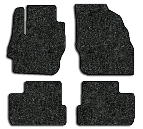2010 2013 mazda 3 4 pc set factory fit floor mats. Black Bedroom Furniture Sets. Home Design Ideas