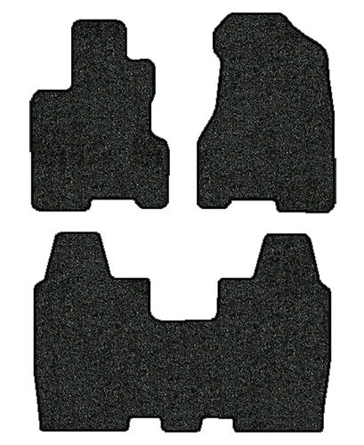 2009-2011 Honda Element 3 pc Set Factory Fit Floor Mats