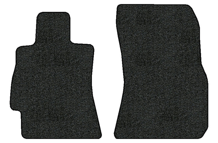2010-2014 Subaru Legacy 2 pc Front Factory Fit Floor Mats