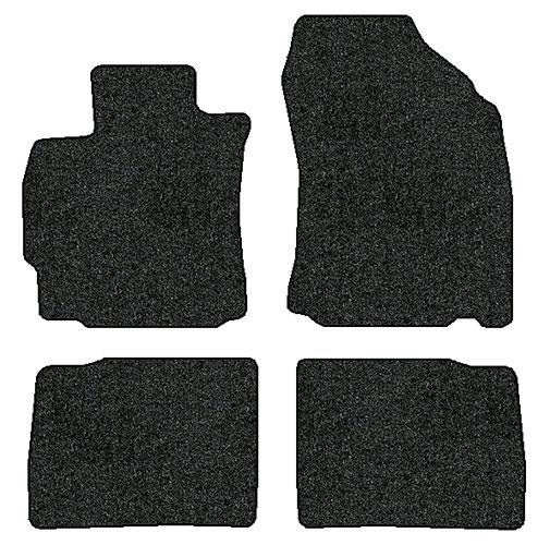 2011 2013 scion tc 4 pc set factory fit floor mats. Black Bedroom Furniture Sets. Home Design Ideas