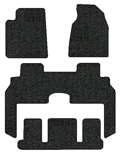 Buick Enclave Floor Mats Factory Oem Parts