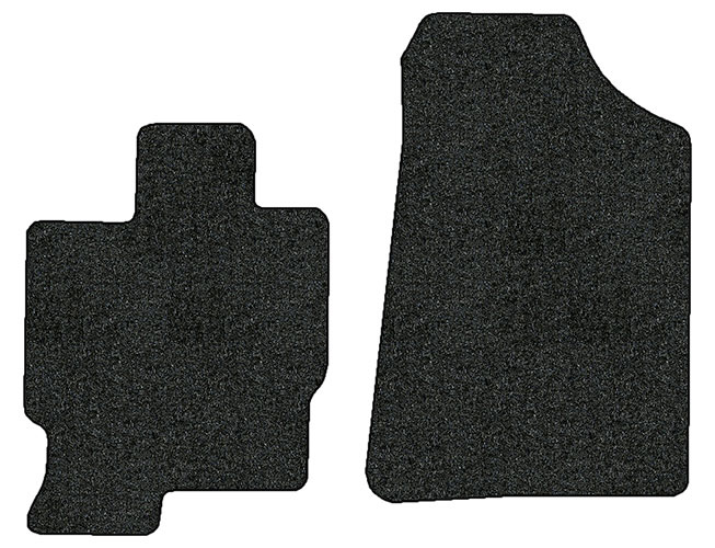 Acura RDX Pc Front Factory Fit Floor Mats Factory OEM - Acura rdx floor mats