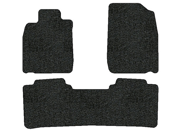 2013 2016 Lexus ES300h / ES350 3 Pc Set Factory Fit Floor Mats