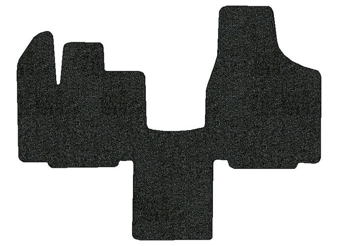 2012-2016 RAM C/V Cargo Van 1 pc Front Factory Fit Floor Mat