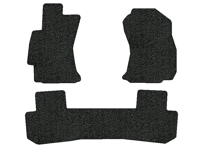 2014 2016 subaru forester 3 pc set factory fit floor mats. Black Bedroom Furniture Sets. Home Design Ideas