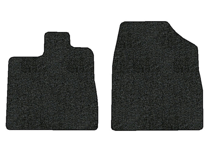 Acura MDX Pc Front Factory Fit Floor Mats Factory OEM - Acura mdx floor mats