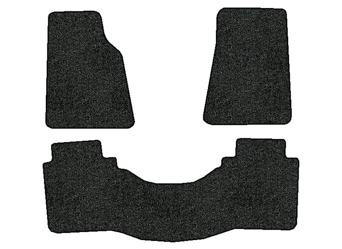 1998-2010 Lincoln Town Car 3 pc Set Factory Fit Floor Mats #4506