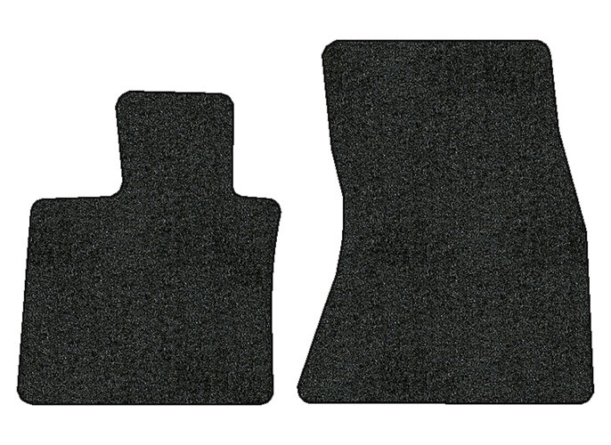 2014-2016 BMW X5 2 pc Front Factory Fit Floor Mats