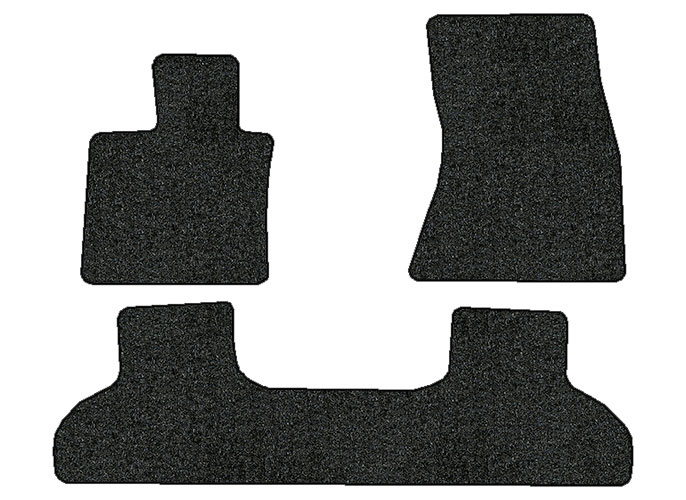 2014-2016 BMW X5 3 pc Set Factory Fit Floor Mats