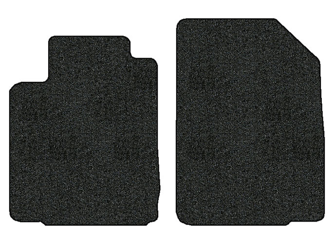 2007 2012 lexus es350 2 pc front factory fit floor mats. Black Bedroom Furniture Sets. Home Design Ideas