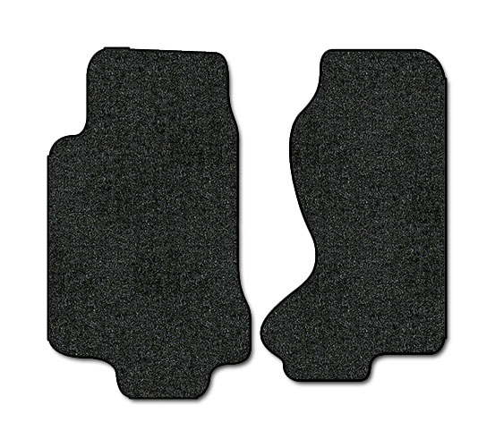1993-1995 Mazda RX-7 2 pc Front Factory Fit Floor Mats