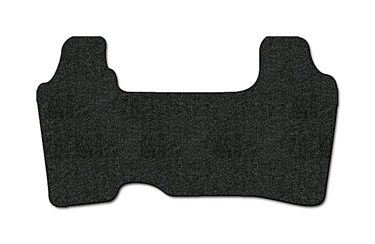 1994-2004 Chevrolet S-10 Pickup 1 pc Front Factory Fit Floor Mat (Auto Trans)