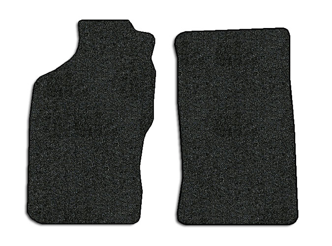 1995-2004 Toyota Tacoma 2 pc Front Factory Fit Floor Mats