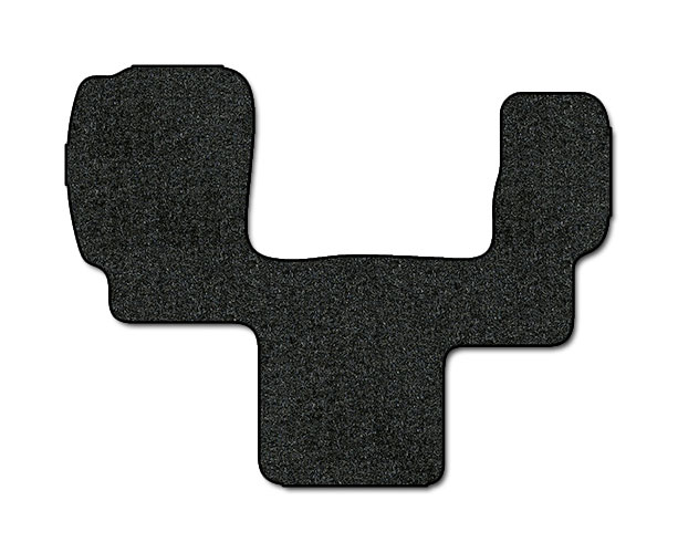 1996-1999 Dodge Ram Van 1 pc Front Factory Fit Floor Mat