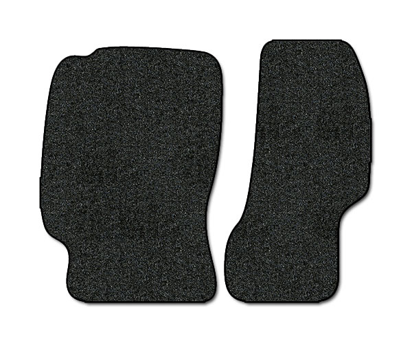 1996-1999 Dodge Ram Van 2 pc Front Factory Fit Floor Mats