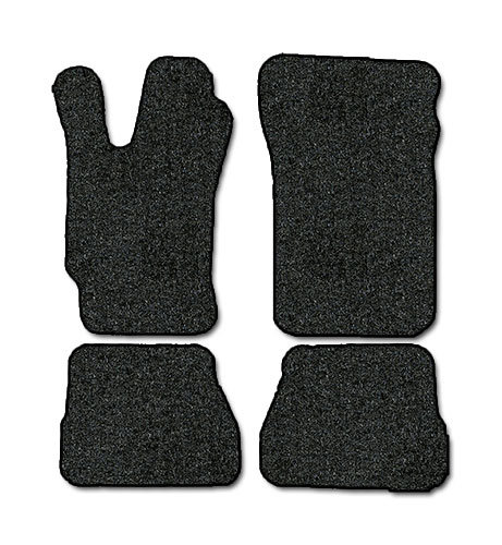 1991-1995 Fits Hyundai Scoupe 4 pc Set Factory Fit Floor Mats
