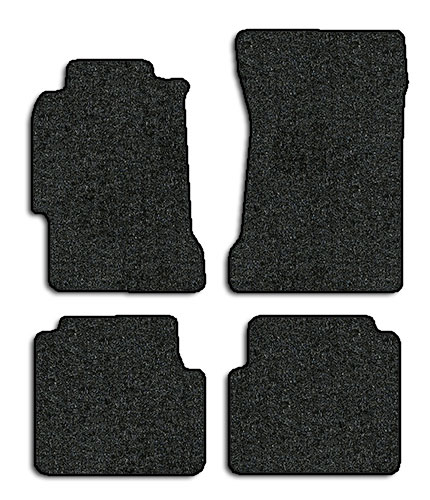 1997-1999 Acura CL Series 4 pc Set Factory Fit Floor Mats