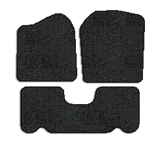 1986-1988 Suzuki Samurai 3 pc Set Factory Fit Floor Mats