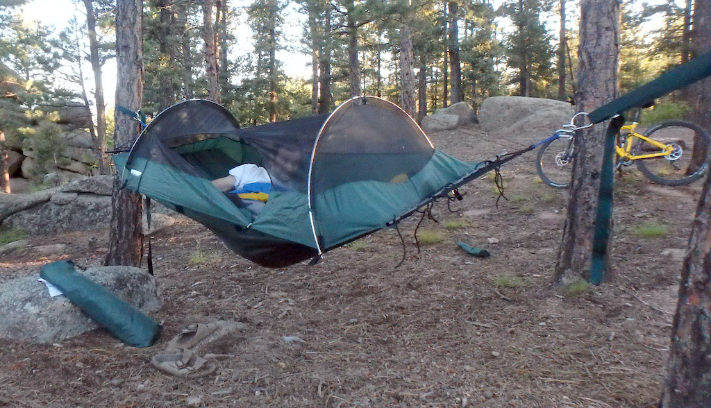 OLYMPUS DIGITAL CAMERA Lawson Blue Ridge C&ing Hammock & Head-To-Head: Camping Hammock u0027Hang-Offu0027 Test