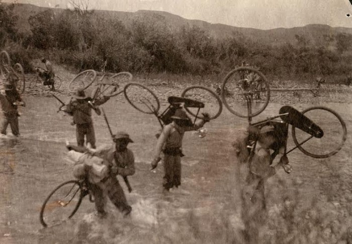 25th bicycle infantry
