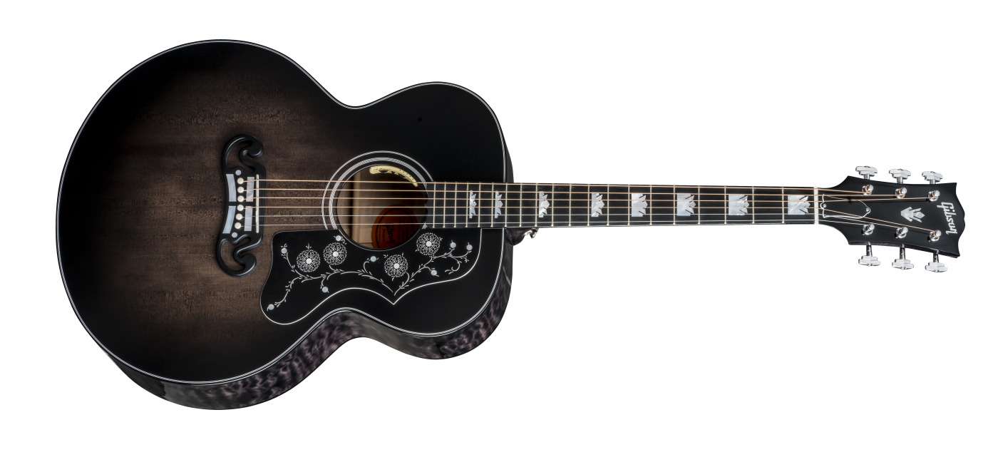 2018 Super Snake >> Gibson Acoustic Instruments