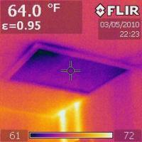 IR 0168 E attic accesss