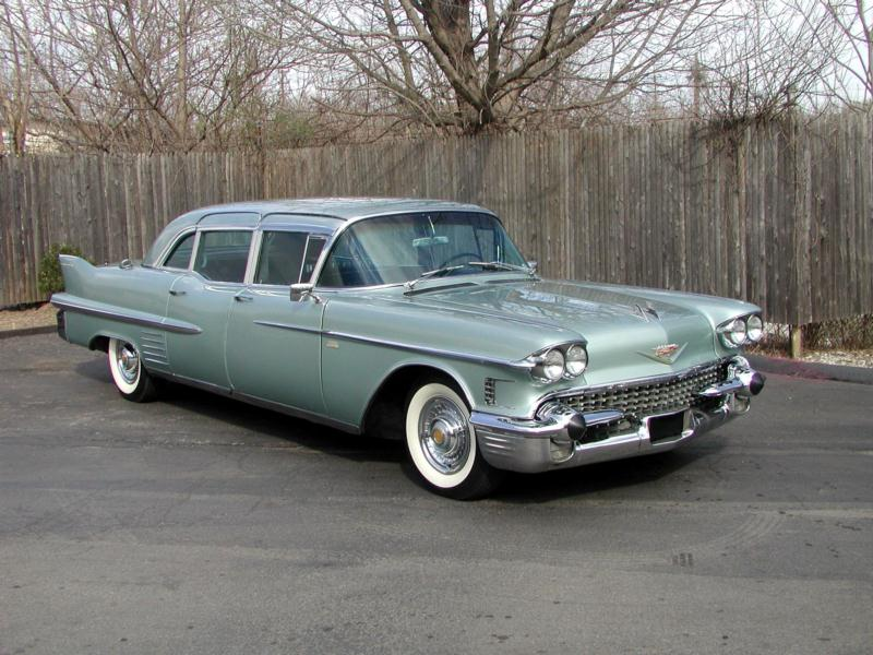Hagerty Valuation Tool >> 1957 cadillac fleetwood series 75 Values | Hagerty Valuation Tool®