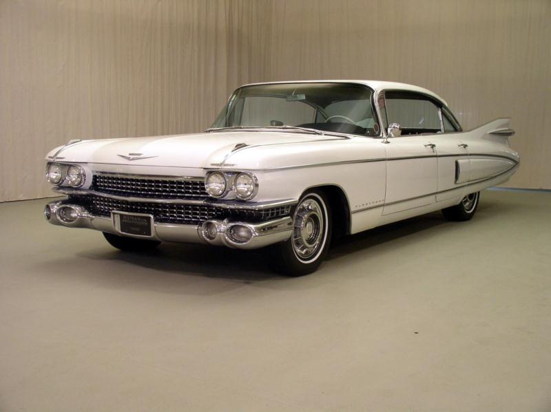 1959 Cadillac Fleetwood Series 75 Sedan