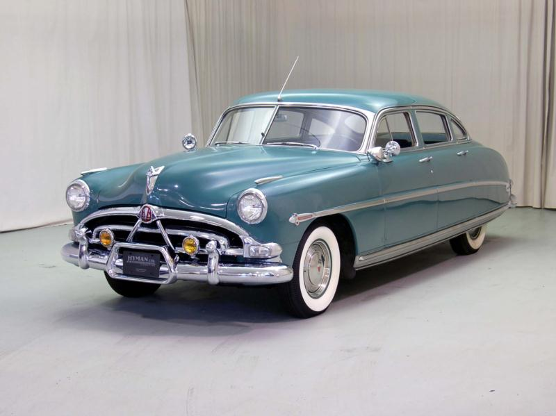 1952 Hudson Commodore