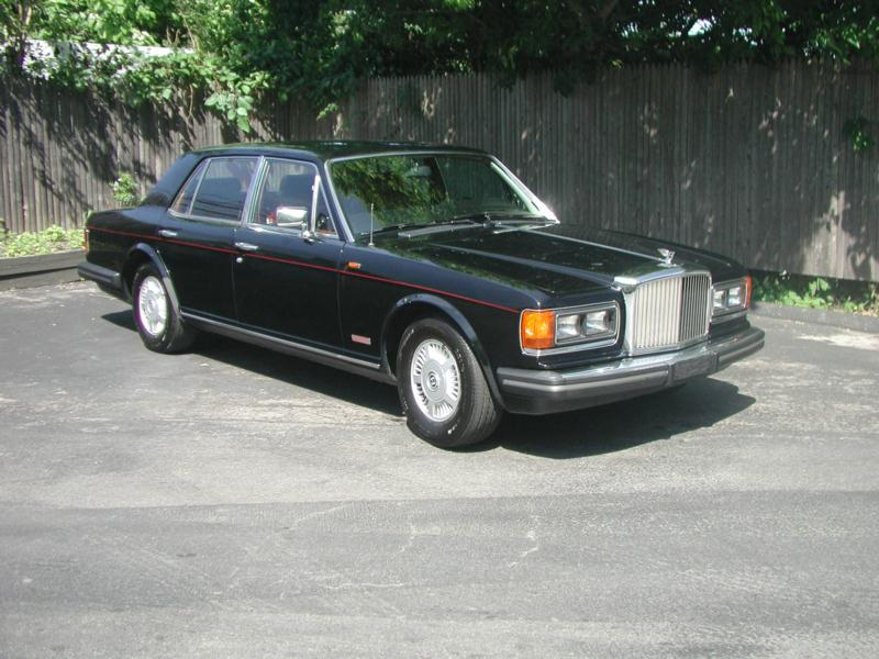 1982 Bentley Mulsanne