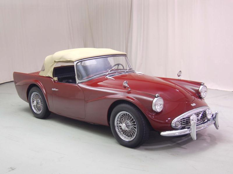 1962 Daimler SP250 Roadster