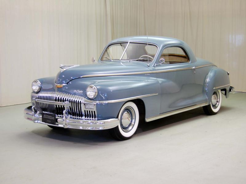1948 Desoto Deluxe Values Hagerty Valuation Tool 174
