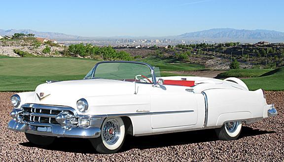 Hagerty Car Value >> 1954 Cadillac Eldorado Values | Hagerty Valuation Tool®