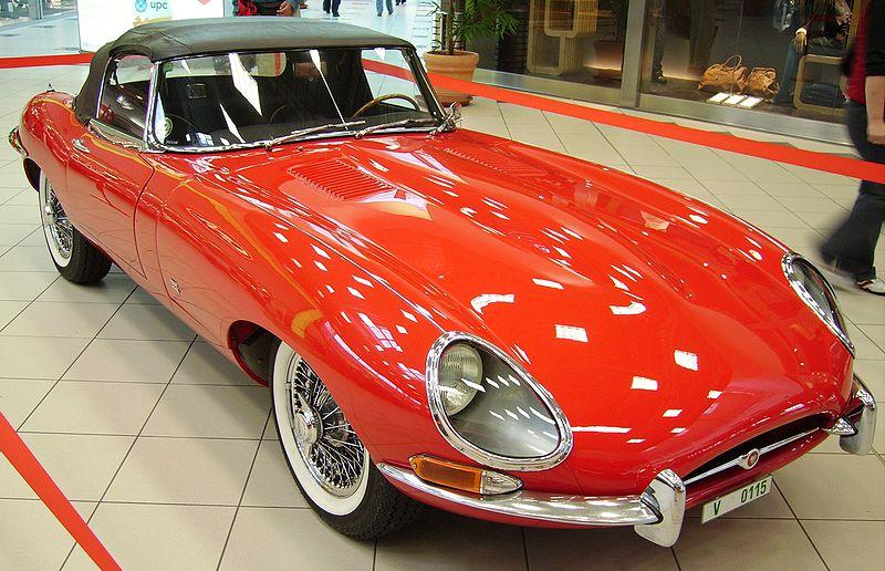 1964 Jaguar E-type (XKE)