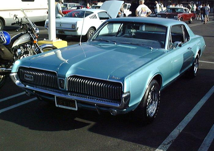 1969 Mercury Cougar Values Hagerty Valuation Tool 174