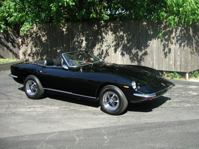 Hagerty Price Guide >> 1969 intermeccanica italia Values | Hagerty Valuation Tool®