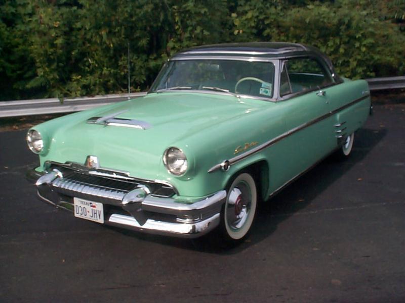 1954 Mercury Monterey Values Hagerty Valuation Tool